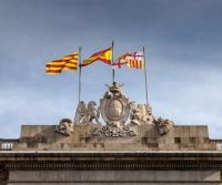 cataloniatownhallflagso