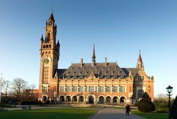 Reading of ICJ Advisory Opinion upon IFAD's request , on 1 February 2012 / Lecture de l'avis consultatif de la Cour sur la demande du FIDA, le 1er février 2012.
